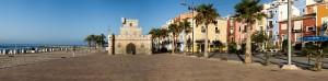 Cozy town on spanish Costa Blanca Villajoyosa. Fiull album : http://www.rubensolaz.com/gallery/costa-blanca-villajoyosa